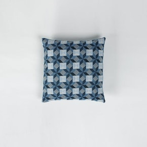 Small Stars Cushion Square