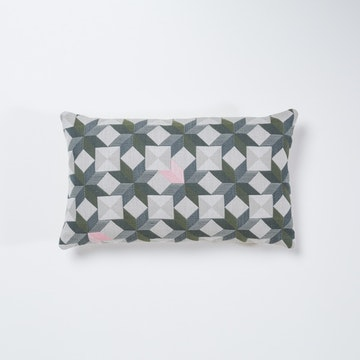 Small Stars Cushion Rectangular
