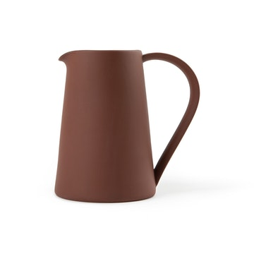 Another Country Pottery Series Pitcher (Terracotta)