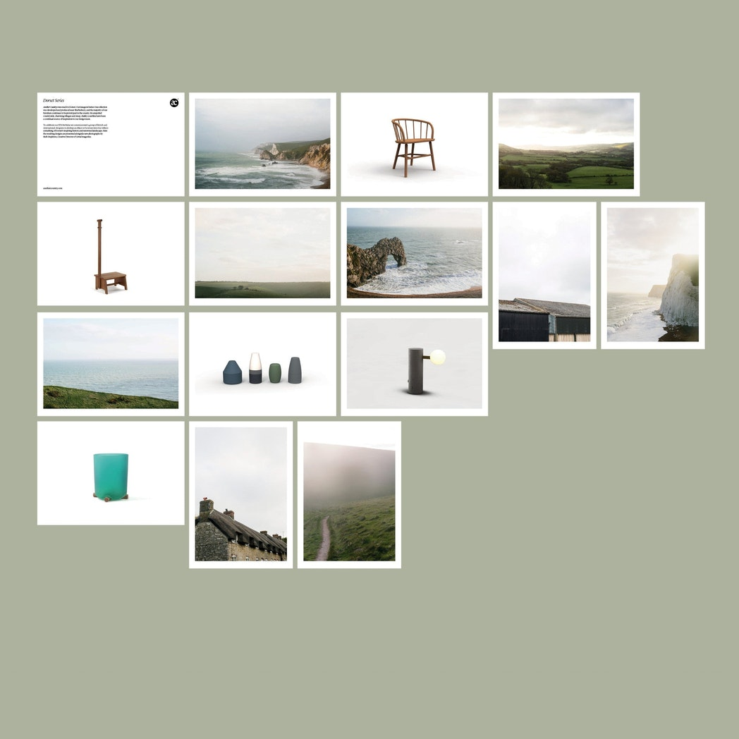 Dorset Series (Pack of Postcards)