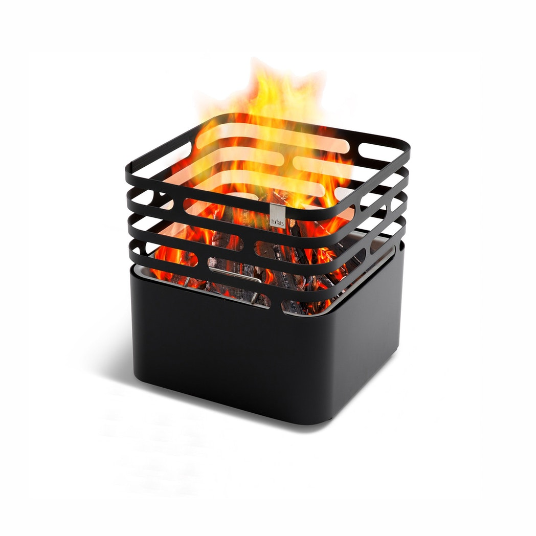 CUBE Fire Basket