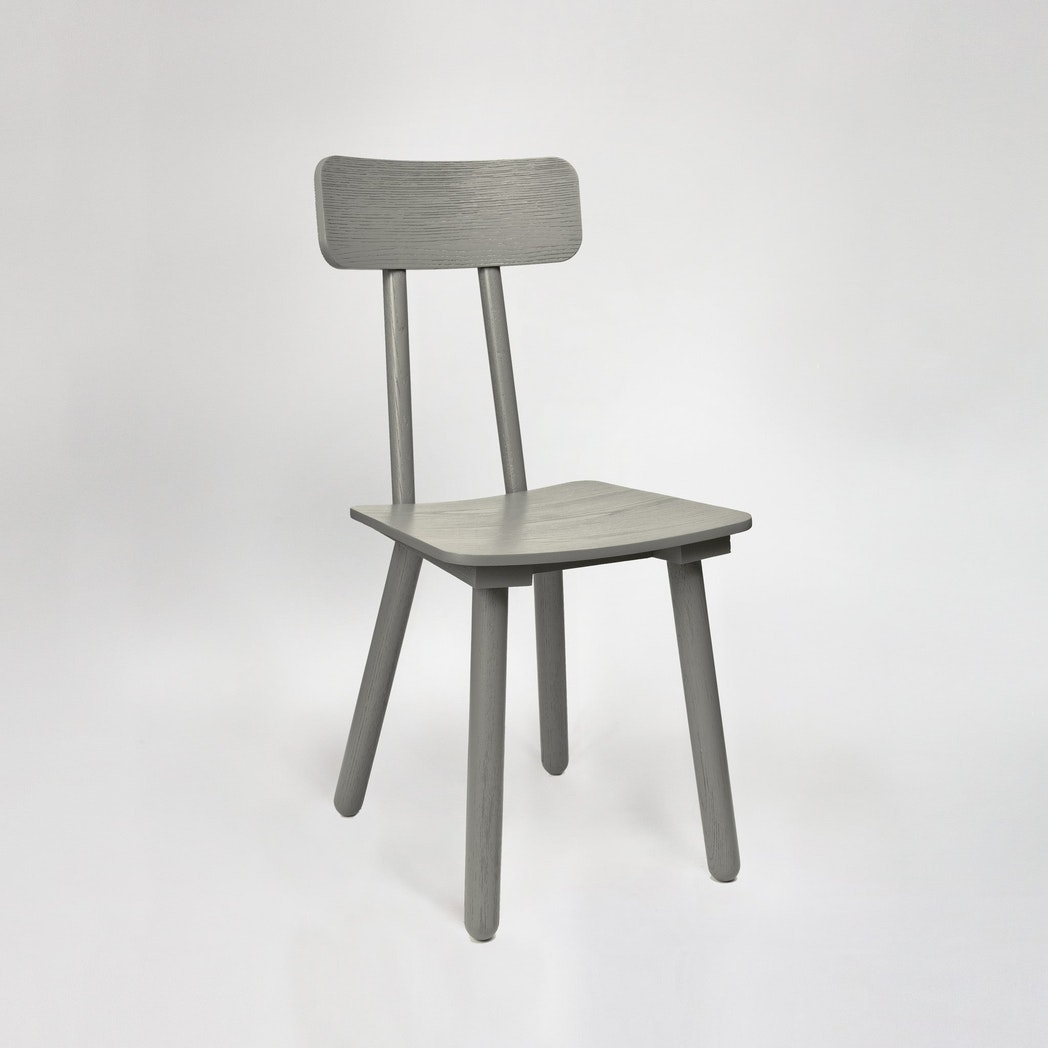 Another Chair, Stone Grey