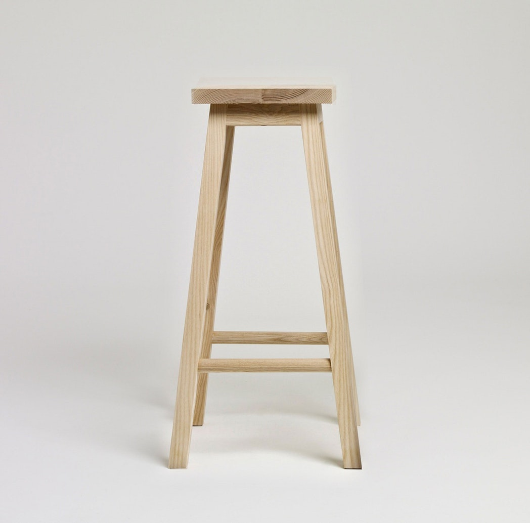 Bar Stool Two, Ash
