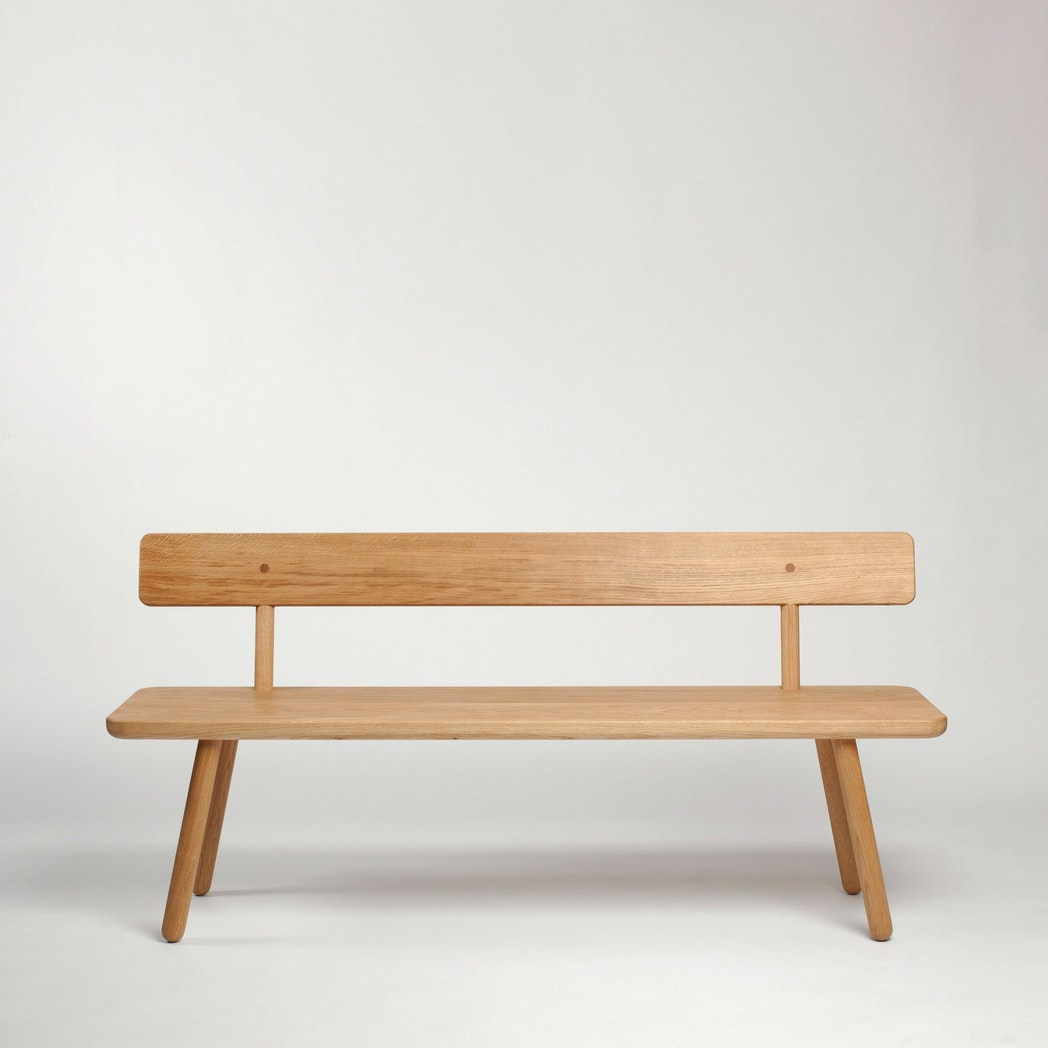 Bench Back One
