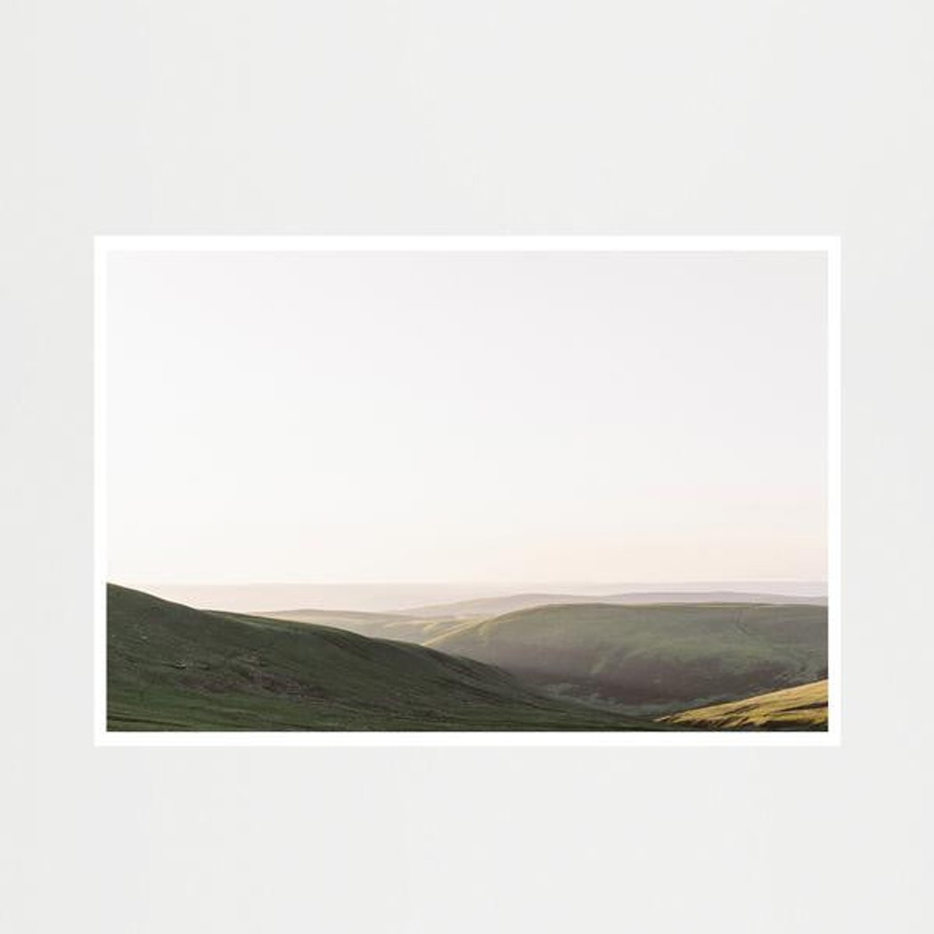 Brecon Beacons (Cereal Magazine Print)