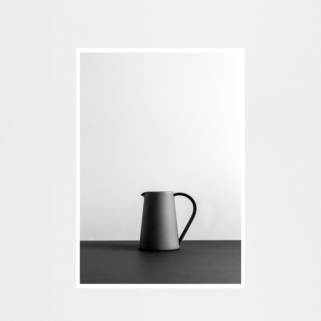 Pitcher (Cereal Magazine Print)