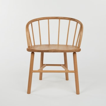 Hardy Chair, Oak
