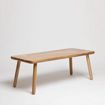 Coffee Table One Rectangular