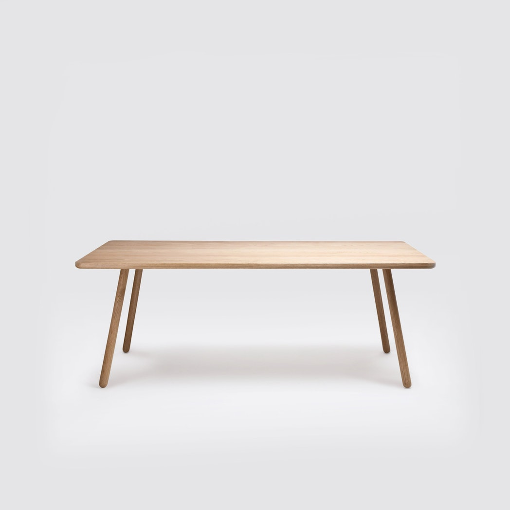 Dining Table One, Oak