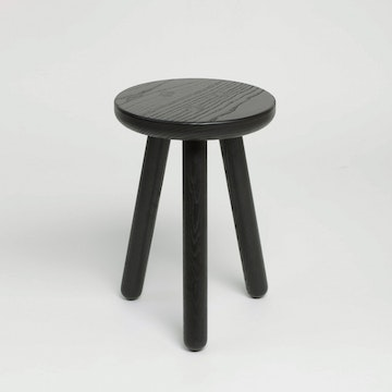 Stool One, Black