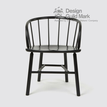 Hardy Chair, Dark Grey