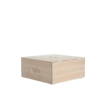 Bread Box & Lid, Large