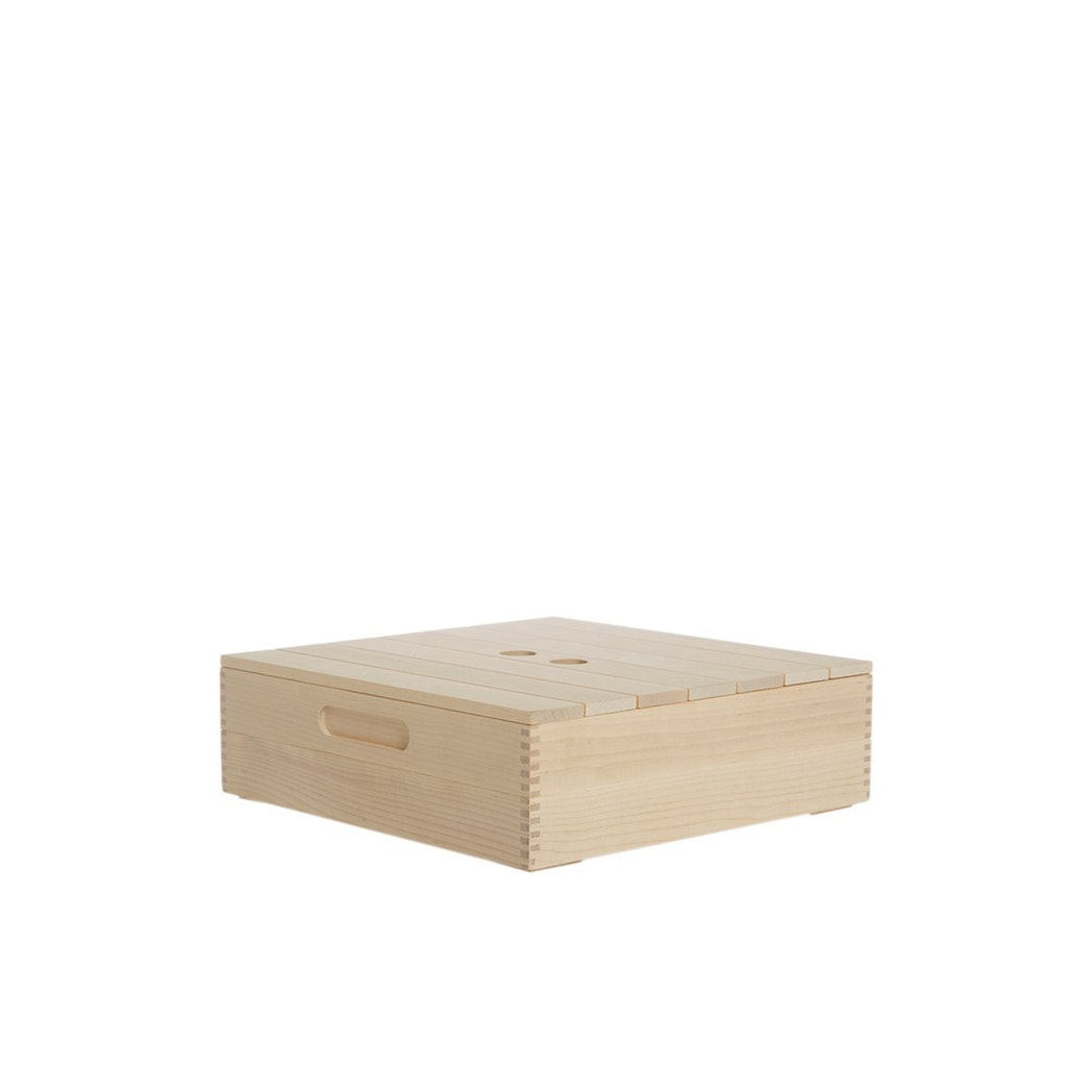 Bread Box & Lid, Small