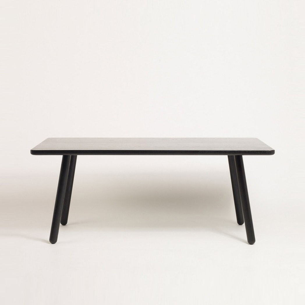 Dining Table One, Black