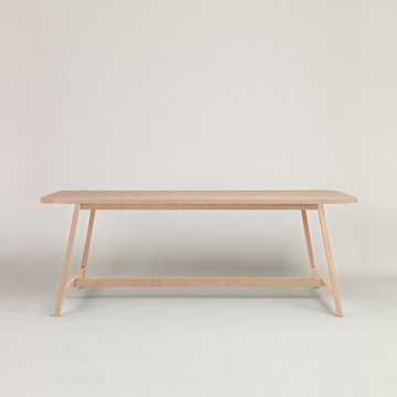 Dining Table Three, Beech
