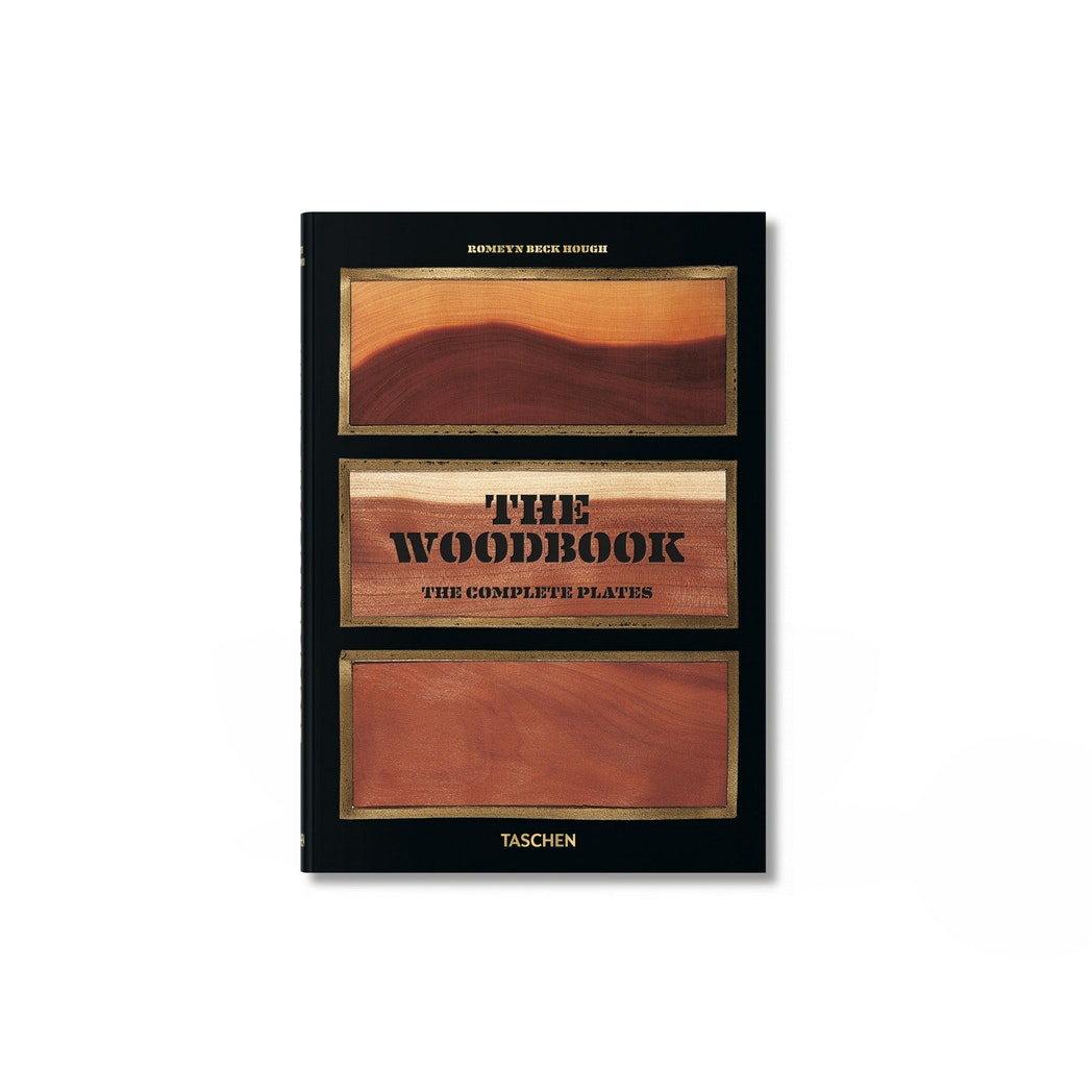The Woodbook book