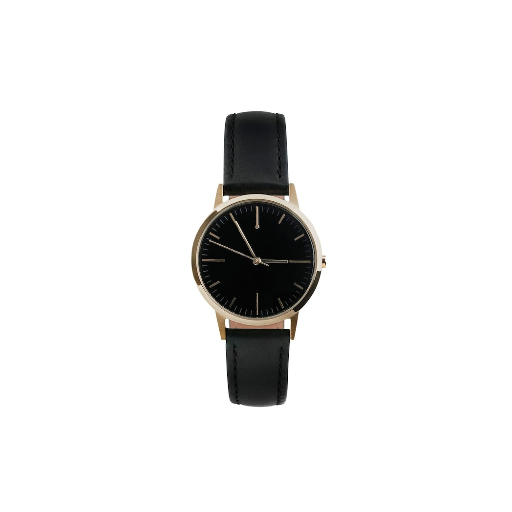 Gold & Black Watch, Small