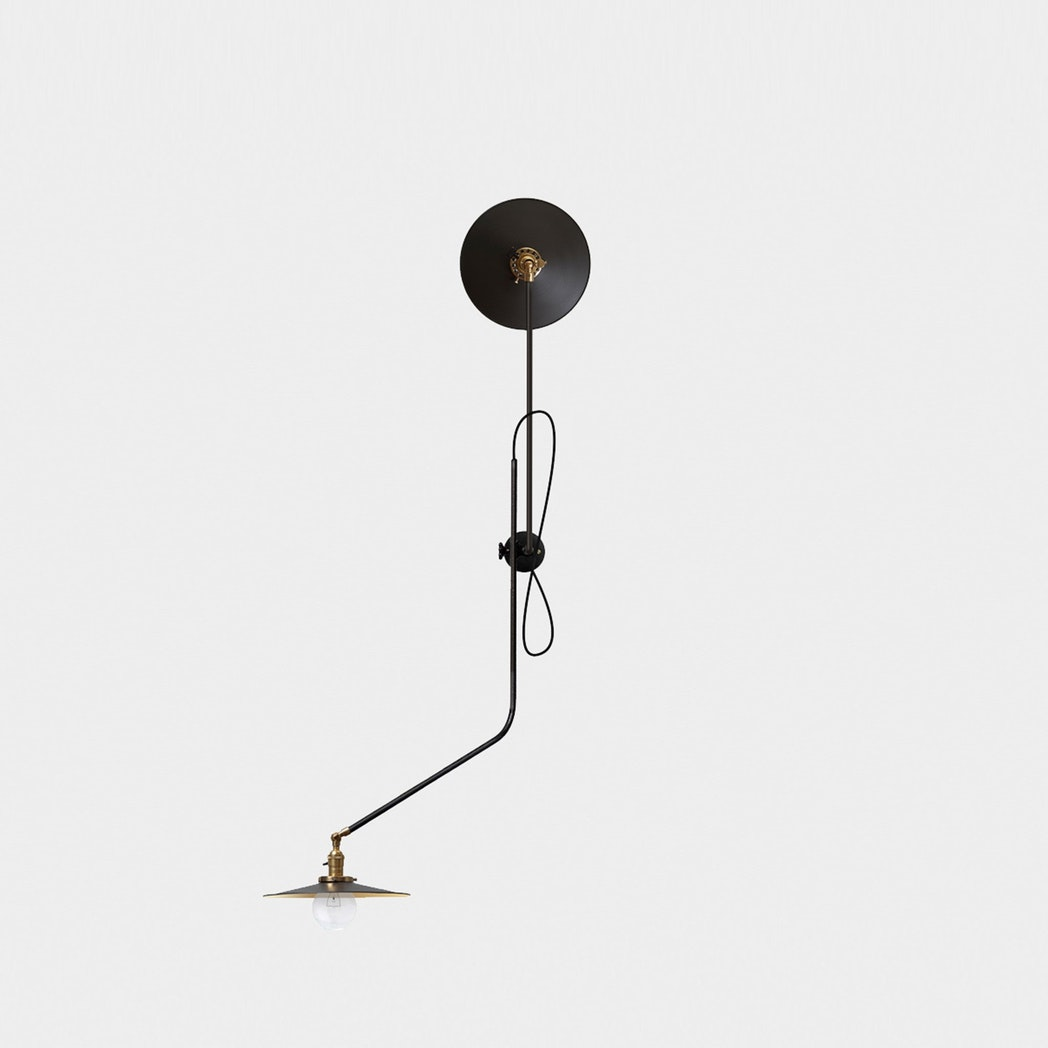 Workstead Bent Wall Lamp