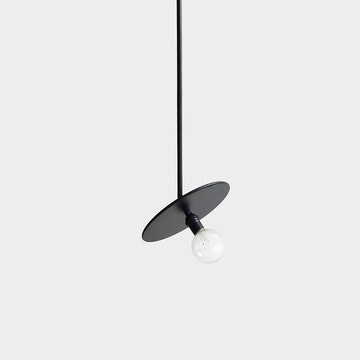 Workstead Black Pendant