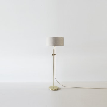 Quick View Workstead Br Shaded Floor Lamp