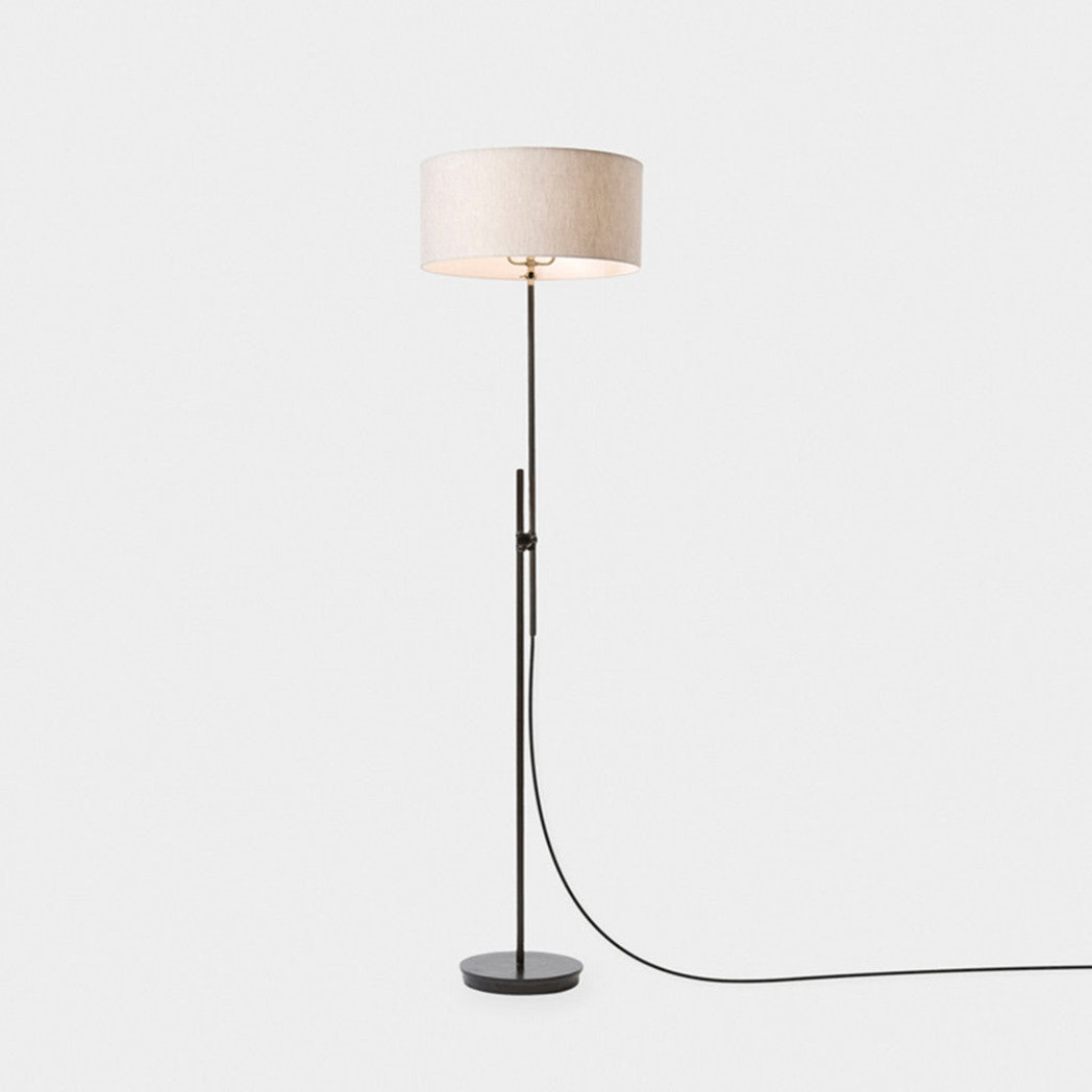 Shaded floor lamp by workstead another country workstead shaded floor lamp mozeypictures Gallery